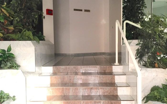 entrée immeuble