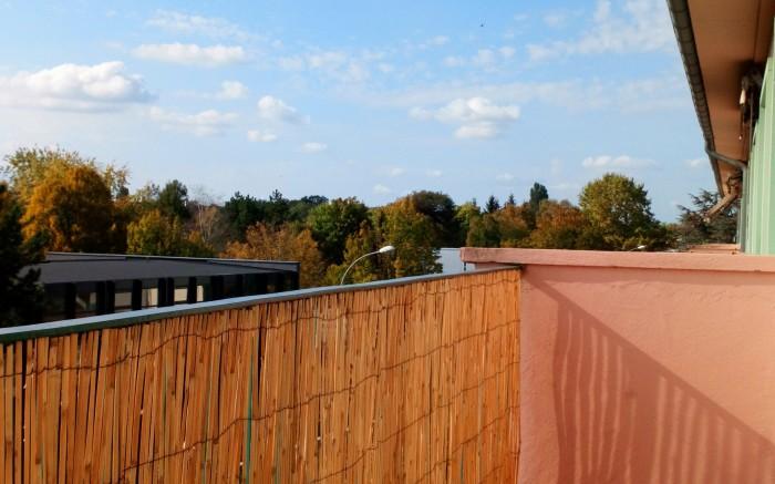 balcon 3,39m2 sud-ouest