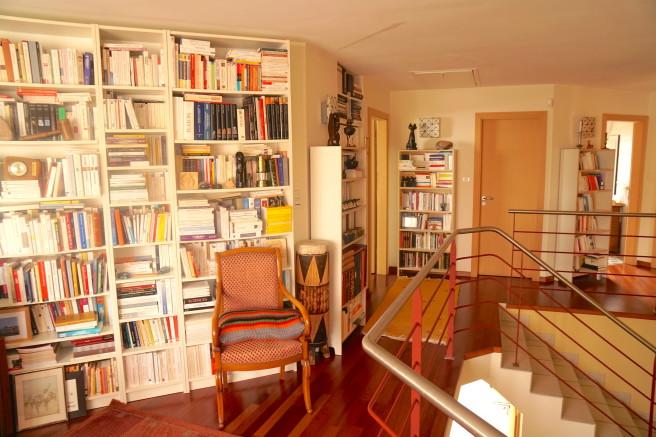 mezzanine étage