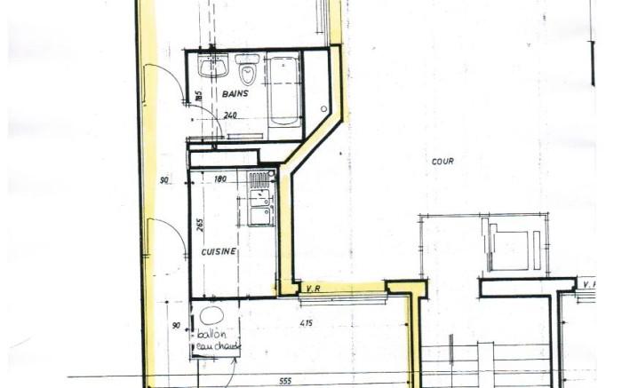 plan rue vauban 5ème étage droit