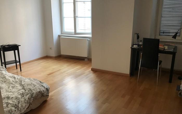 chambre 1 vue 2