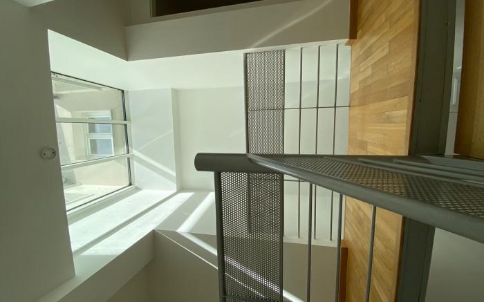 étage avec dégagement